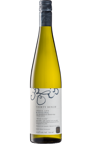 """Small Lot Riesling """"Wild Cask"""" 2016"""