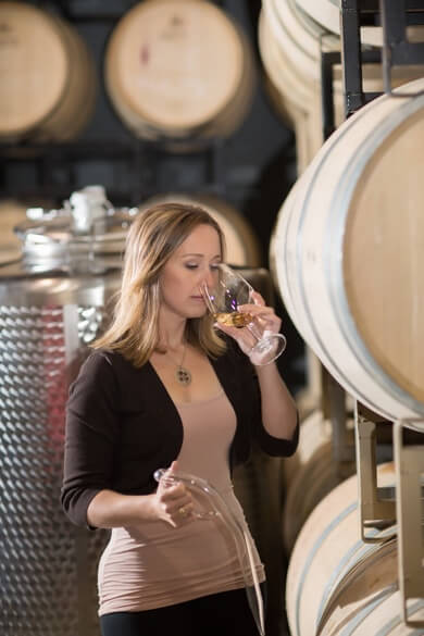 Emma Garner, Thirty Bench Wine Makers